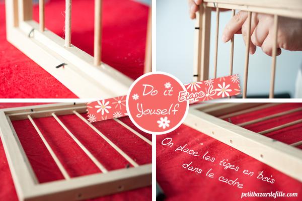 Do it yourself un porte boucles d oreilles petit bazar - Faire un trou dans une vitre ...