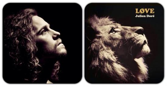 Julien Doré Love Lion