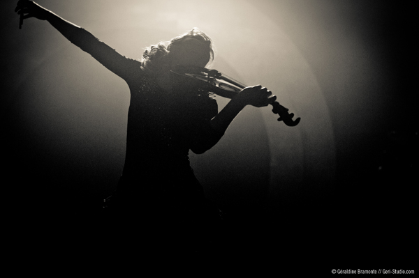 Lindsey Stirling @ Le Radiant Lyon - Géraldine Bramonte