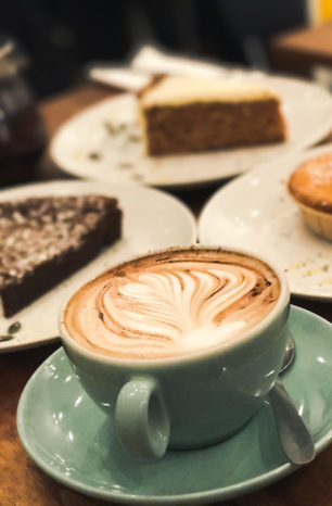 [Coffee Shop] Les Cafetiers  x  Lyon