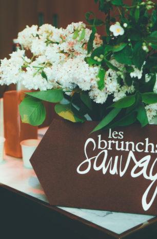 [Event] Les Brunchs Sauvages par Green Monsters & Octavie & The Foodies