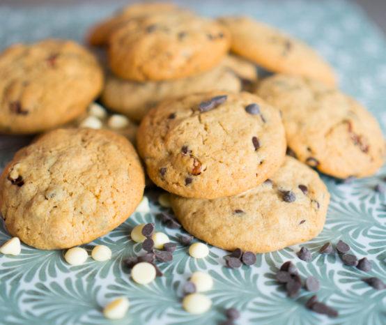 [Recette] Cookies moelleux