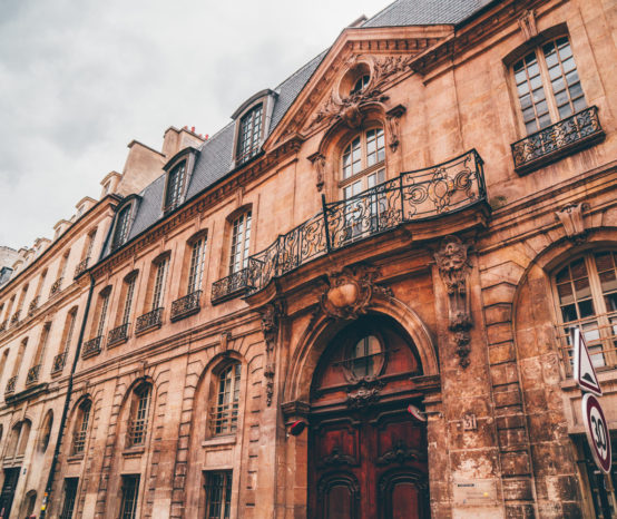 [Photographie] Le Marais – Paris