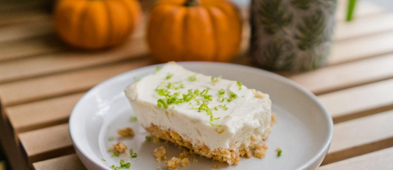 [Recette] Cheesecake au citron vert