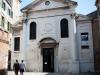 Eglise (on dirait une église mexicaine à Venise!)