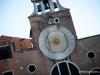 Horloge vers le Pont du Rialto