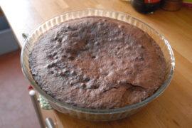 [Recette] Gâteau au chocolat de Geri