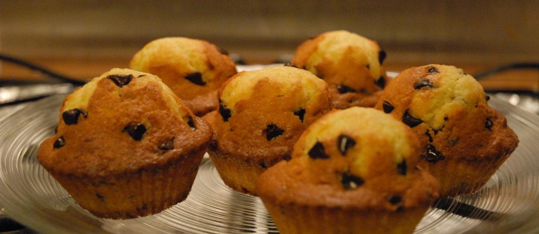 [Recette] Muffins aux pépites de chocolat