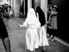 Nonnes à Venise (dans les rues chic au milieu de Gucci & Dior!)