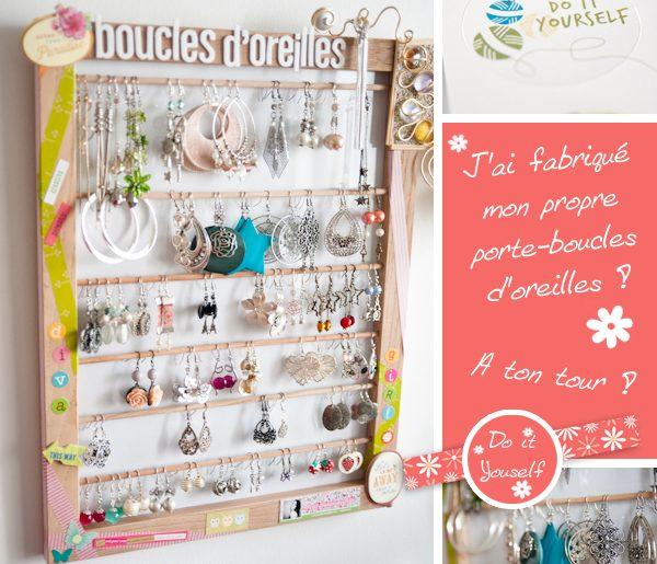 aperçu de capture obtenir de nouveaux Do It Yourself] Un Porte Boucles d'Oreilles – Petit Bazar de ...